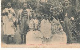 MADAGASCAR )) NOSSI BE    BEAUTES  HOVAS    EDIT HASSAN - Madagascar