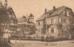 BELGIQUE )) LA PANNE   Groupe De Villas - Belgique