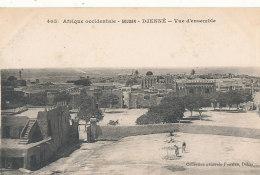 SOUDAN ))  DJENNE   Vue D'ensemble   405 Coll Fortier - Sudan