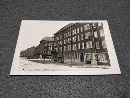 ANTIQUE  PHOTO POSTCARD NETHERLANDS AMSTERDAM ANDREAS SCHELFHOUTSRAAT CIRCULATED 1938 - Amsterdam