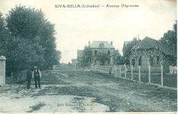 N°1425 A -cpa Riva Bella -avenue Déprienne- - Riva Bella