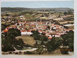 CP 07 SAINT MARCEL D'ARDECHE   Vers Bourg Saint Andéol - Vue Panoramique Sur Le Village Et Le Château De Bernis - Bourg-Saint-Andéol
