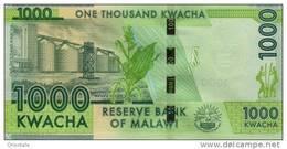 MALAWI P. 62 1000 K 2012 UNC - Malawi
