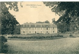 86 - Coulombiers : Le Château - Autres Communes