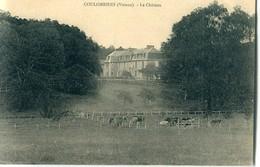 86 - Coulombiers : Le Château # - Autres Communes