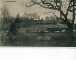 86 - Rom : Le Château Du Boux - Autres Communes