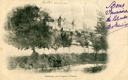 86 - Lusignan : Château De Cellevezay - Lusignan