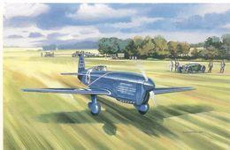 1934  *  LE  CAUDRON RENAULT   C-450  D' HELENE  BOUCHER  * - 1919-1938: Entre Guerres