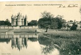 86 - Vivonne : Château Du Gué Et Dépendances - Vivonne