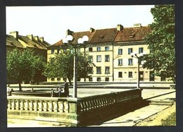 Polonia. Warszawa *Mariensztat* Edit. Ruch. Nueva. - Polonia