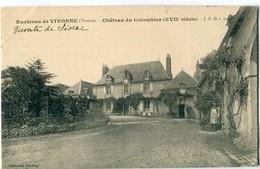 86 - Vivonne : Château Du Colombier - Vivonne