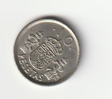 10 PESETAS - ESPANA - 1992 - [ 5] 1949-… : Regno