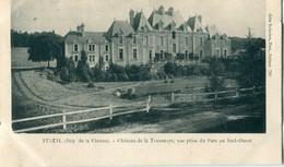 86 - Iteuil : Château De La Troussaye - Autres Communes