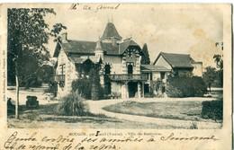 86 - Iteuil : Mougon - Villa Des Bretinières - Autres Communes