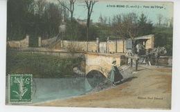 ATHIS MONS - Pont De L'Orge - Athis Mons