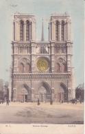 CPA -  PARIS - Notre Dame - Eglises