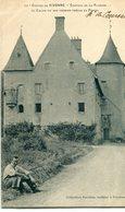 86 - Vivonne : Château De La Planche Où Calvin ... - Vivonne
