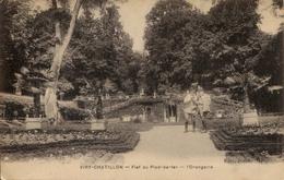 N93 - 91 - Viry-Châtillon - Fief Du Pied-de-Fer - L'Orangerie - Viry-Châtillon