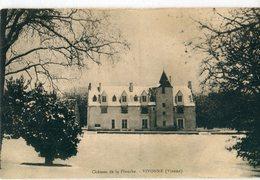 86 - Vivonne : Château De La Planche - Vivonne