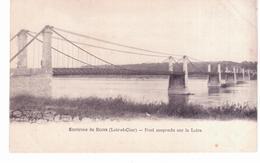 & Blois - Pont Suspendu Sur La Loire - Blois