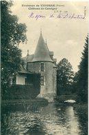 86 - Vivonne : Château De Cercigny - Vivonne