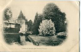 86 - Vivonne : Château De Cercigny # - Vivonne