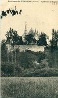 86 - Vivonne : Château D' Aigues - Vivonne