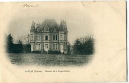 86 - Marçay : Château De La Ragondelière - Autres Communes
