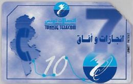 SCHEDA TELEFONICA URMET TUNISIA (J54.2 - Tunisie