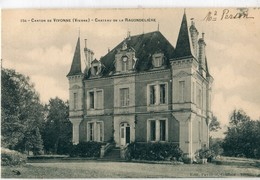 86 - Vivonne : Château De La Ragondelière - Vivonne