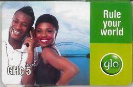 PREPAID PHONE CARD GHANA (U.42.1 - Ghana