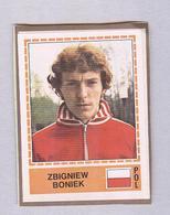 BONIEK....POLAND.....ALBUM PANINI EUROPA 1980...FOOTBALL..TRADING CARDS..FIGURINE...CALCIO - Panini