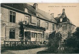 86 - Lavoux : Château Du Bois Dousset - Autres Communes