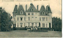 86 - Vivonne : La Badonnière - Façade Principale - Vivonne