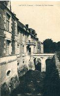 86 - Lavoux : Château Du Bois Dousset # - Autres Communes