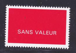 FRANCE FICTIF N° F251 ** MNH Neuf Sans Charnière, TB - Fictifs