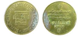 03742 GETTONE TOKEN JETON FICHA SWITZERLAND PUNKT DROGERIE SCHLIEREN ZURICH - Unclassified