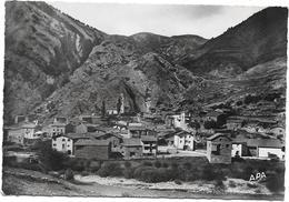 ANDORRE - VALLS D'ANDORRA -  CANILLO   Vista General  NOIR ET BLANC      Editeur Sté Des Cartes Postales APA POUX Albi - Andorra