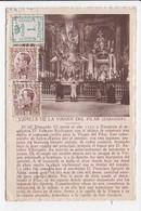 CPA ESPAGNE ZARAGOZA Capilla De La Virgen Del Pilar - Zaragoza