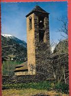 ANDORRE - VALLS D'ANDORRA -   La CORTINADA - EGliSE ROMANE          CIM COMBIER Imp à MACON   0431 - Andorra