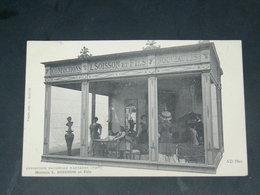 AUXERRE    1908   /    DEVANTURE COMMERCE CONFECTION    ........  EDITEUR - Auxerre