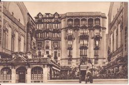 CPA - ROUEN L'hôtel De La Poste Et Le Relais Fleuri - Rouen