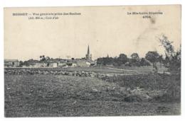 43 Boisset, Vue Générale Prise Des Roches (3794) - France