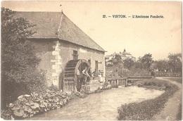 Belgique - VIRTON - L'Ancienne Fonderie (moulin à Eau, Roue) - Édit. I. Mercelis & Cie N° 27 - Virton