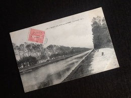 80  Saint-Valéry-sur-Somme   Le Canal - Saint Valery Sur Somme