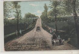 Circuit De La Seine Inférieure - La Route Prés De Mesnil- Réaume - Attelage De Chiens - France