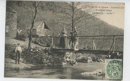"""HARGNIES - Frontière Belge - Le Moulin """"GAILLÉ """" - Autres Communes"""