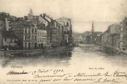 BELGIQUE - LIEGE - VERVIERS - Quai Du Chêne. - Verviers