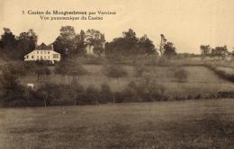 BELGIQUE - LIEGE - VERVIERS - Casino De Mangombroux Par Verviers. Vue Panoramique Du Casino. (n°5) - Verviers