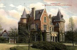 BELGIQUE - LIEGE - VERVIERS - Les Boulvards. Le Château De Peltzer De Rozius. - Verviers